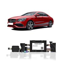 Interface Câmera de Ré Mercedes-Benz Classe CLA 2015 a 2019 Faaftech FT-RC-MB15 Desbloqueio Traseiro Dianteiro Plug and Play -