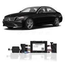 Interface Câmera de Ré Mercedes-Benz Classe E 2016 Faaftech FT-RC-MB15 Desbloqueio Traseiro Dianteiro Plug and Play -