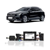 Interface Câmera de Ré Mercedes-Benz Classe GLA 2016 a 2019 Faaftech FT-RC-MB15 Desbloqueio Traseiro Dianteiro Plug and Play -