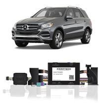 Interface Câmera de Ré Mercedes-Benz Classe GLE 2016 a 2019 Faaftech FT-RC-MB15 Desbloqueio Traseiro Dianteiro Plug and Play -