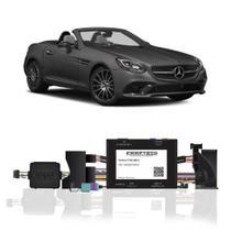 Interface Câmera de Ré Mercedes-Benz Classe SLC 2017 a 2019 Faaftech FT-RC-MB15 Desbloqueio Traseiro Dianteiro Plug and Play -
