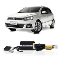 Interface Câmera de Ré Volkswagen Gol 2016 a 2021 Faaftech FT-RC-VW1 Desbloqueio Traseiro Dianteiro Plug and Play -