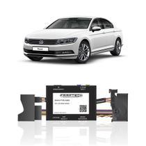 Interface Câmera de Ré Volkswagen Passat 2016 a 2018 Faaftech FT-RC-AUD4 Desbloqueio Traseiro Dianteiro Plug and Play -