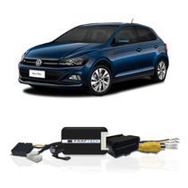 Interface Câmera de Ré Volkswagen Polo 2018 a 2021 Faaftech FT-RC-VW1 Desbloqueio Traseiro Dianteiro Plug and Play -