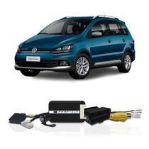 Interface Câmera de Ré Volkswagen Spacecross 2016 a 2018 Faaftech FT-RC-VW1 Desbloqueio Traseiro Dianteiro Plug and Play -