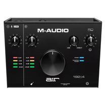 Interface de Áudio AIR 192-4 24 Bits 192 kHz - M-AUDIO - M-Áudio