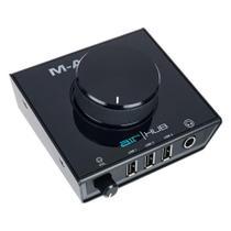 Interface de Áudio M-Audio Air Hub - M Audio