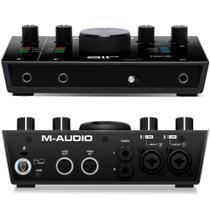 Interface de Aúdio M-Audio Air1926 USB 2 Canais - M. AUDIO