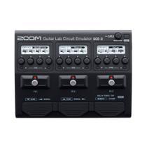 Interface de audio p guitarra zoom gce 3 -