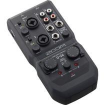 Interface de Áudio Zoom U-24 -