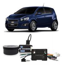 Interface de Volante FT-SW-GM Chevrolet Sonic 2011 a 2016 - Faaftech