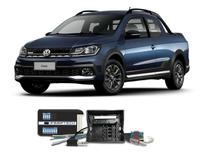 Interface de Volante FT-SW-VW Volkswagen Saveiro Chicote Plug And Play - Faaftech