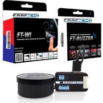 Interface De Volante FT WI GM Tracker 2013 a 2016 Com Reprodutor de Avisos Sonoros FT-BUZZER - Faaftech