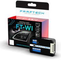 Interface de Volante Prisma 2012 a 2018 Faaftech FT-WI -
