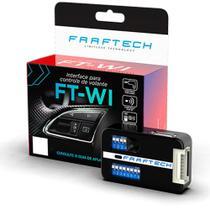 Interface de Volante Trailblazer 2012 a 2016 Faaftech FT-WI -