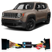 Interface Desbloqueio de Tela Jeep Renegade 2015 a 2016 Faaftech FT VF UC2