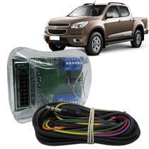 Interface Flexitron para Comandos de Volante Chevrolet S10 S-10 -