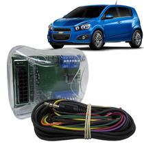 Interface Flexitron para Comandos de Volante Chevrolet Sonic -