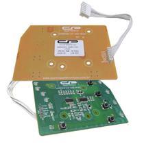 Interface Lavadora Electrolux LTC10/12/15 / LT11F Bivolt 1435 - Cp