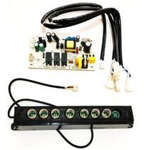Interface + Placa Coifa Electrolux 90cit 63900895 ORIGINAL -