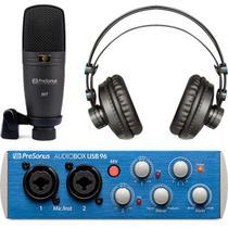 Interface presonus audiobox 96 studio -