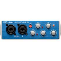 Interface presonus audiobox usb 96 -