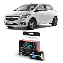 Interface Volante Chevrolet Onix 2012 a 2020 Faaftech FT-WI Desbloqueio Comandos Originais -