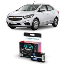 Interface Volante Chevrolet Prisma 2012 a 2018 Faaftech FT-WI Desbloqueio Comandos Originais -