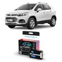Interface Volante Chevrolet Tracker 2013 a 2019 Faaftech FT-WI Desbloqueio Comandos Originais -