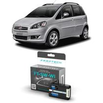 Interface Volante Fiat Idea 2014 a 2016 Faaftech FT-SW-WI Desbloqueio Comandos Originais -