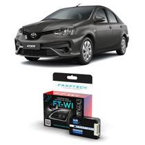 Interface Volante Toyota Etios 2013 a 2020 Faaftech FT-WI Desbloqueio Comandos Originais -