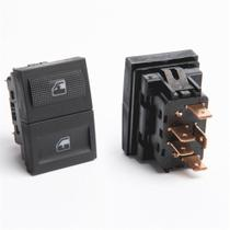 Interruptor Vidro Eletrico Vw Gol Ano 99 Em Diante - Simp - Kostal