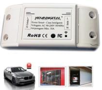 Interruptor Wifi 4 CH Automação Residencial Sonoff IOS Andoid - Morgadosp