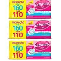 Intimus Days Absorvente Diário C/160 (Kit C/03) -