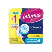 Intimus Gel Noturno Suave C/Abas C/9  Absorvente -