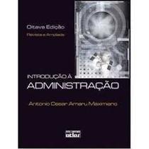introdução á administração - Atlas