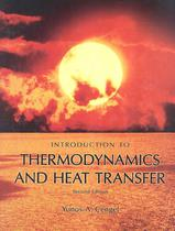 Introduction to thermodynamics and heat transfer - 2nd ed - Mhp - Mcgraw Hill Professional -