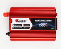 Inversor 1500w 12v 220v Gilgal Para Furadeira -