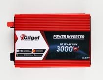 Inversor 3000w Conversor Senoidal 12 Para 110v - Gilgal