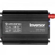 Inversor de ONDA Modificada 500W 12VDC/127V PW11-3 Hayonik -