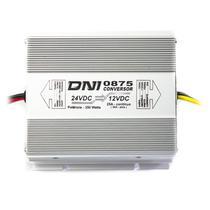 Inversor de Voltagem Dni 350W 24V para 12V Conversor -