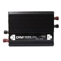 Inversor de Voltagem Dni 500W 24V para 12V Conversor Caminhão Carro -