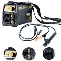 Inversora de solda 120A para eletrodo revestido monofásica - TI150 (220V) - Titanium
