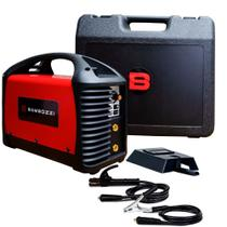 Inversora de solda 140A para eletrodo revestido e Tig DC - WMI-161ED - Bambozzi -