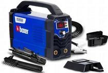 Inversora de solda 160 amperes para eletrodo revestido e tig DC - FLAMA 161 BV (110V/220V) - Boxer -