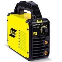 Inversora de solda 160 amperes para eletrodo revestido - HANDYARC 160i (220V) - Esab