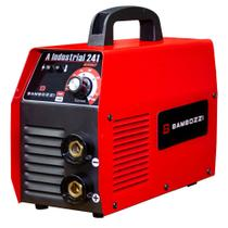 Inversora de solda 200A para eletrodo revestido e tig DC bivolt - A Industrial 241 - Bambozzi -