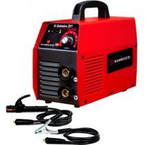 Inversora de solda 250A para eletrodo revestido e Tig DC - A Usineira 251 Ultra - Bambozzi -
