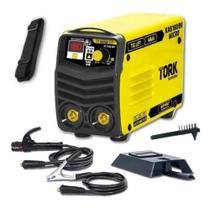 Inversora Maquina De Solda 180a Bivolt Ie7180 - Tork -