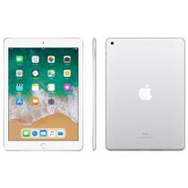 "iPad 6 Apple, Tela Retina 9.7"", 128GB, Prata, Wi-Fi - MR7K2BZ/A"